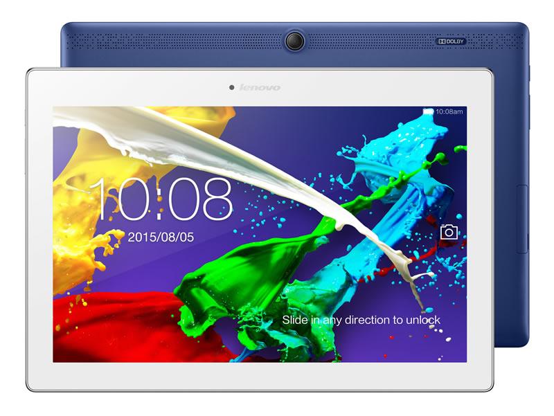 Nuevas tablets de Lenovo presentadas en el MWC 2015 - Tablets-Lenovo-MWC-2015
