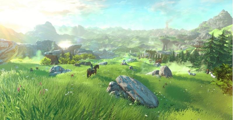 The Legend of Zelda Wii U podría no llegar este 2015