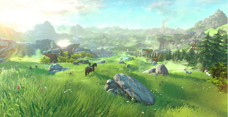 The Legend of Zelda Wii U podría no llegar este 2015 - The-legend-of-zelda