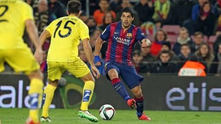 Villarreal vs Barcelona, Semifinal de Copa del Rey 2015