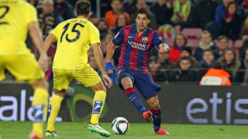 Villarreal vs Barcelona, Semifinal de Copa del Rey 2015 - Villarreal-vs-Barcelona-Copa-del-Rey