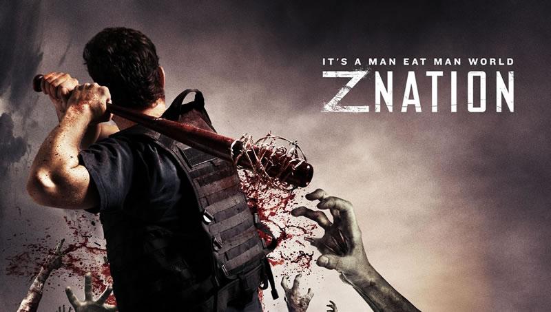 Z Nation se estrenará en Netflix el 13 de marzo - Z-Nation-Netflix