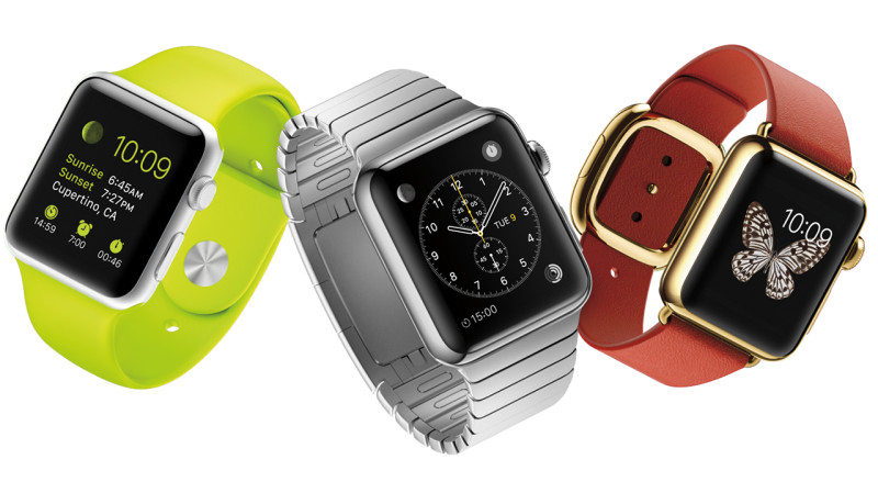 Apple presenta oficialmente el Apple Watch - apple-watch-lineup-800x439