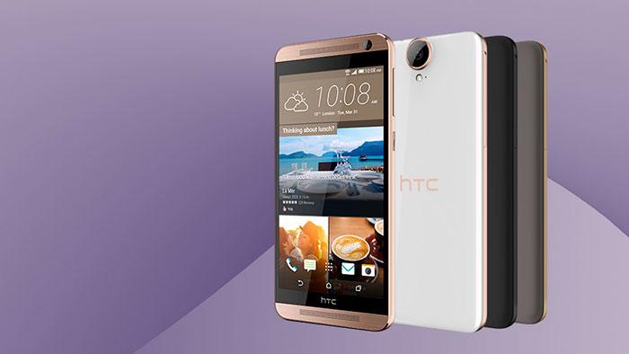 HTC presenta el HTC One E9+ teléfono más potente del momento y pasa desapercibido - htc-one-e9plus-colores