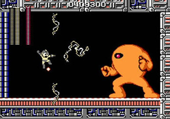 Top 10 de los mejores juegos de NES - megaman-nes