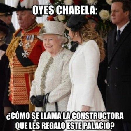 Lo mejor de la visita de Peña Nieto a UK en Memes