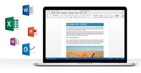 Microsoft presentó la preview de Office 2016 para Mac para probar gratis