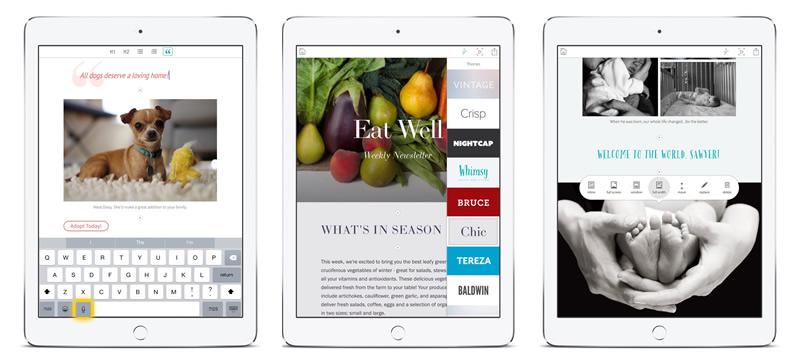 Slate, la app de adobe para crear presentaciones en el iPad - Adobe-Slate-gratis-para-iPad