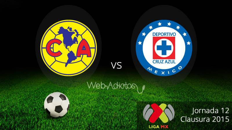 América vs Cruz Azul, Clásico Joven del C2015 - America-vs-Cruz-Azul-Clausura-2015-800x450