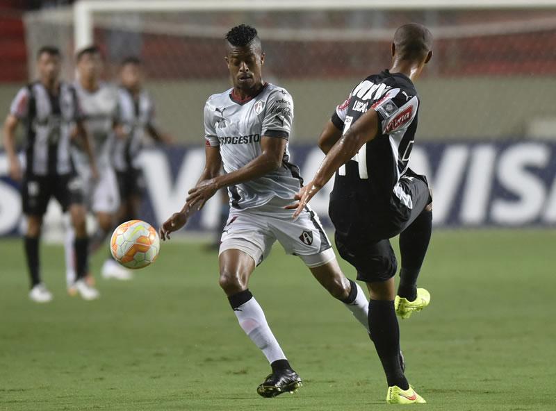 Atlas vs Atlético Mineiro en la Libertadores 2015 - Atlas-vs-Atletico-Mineiro-Libertadores-2015