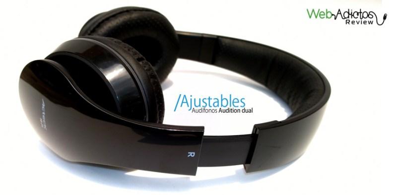 Audífonos con micrófono Audition Dual de Ackteck - Audifonos-con-microfono-acteck-8