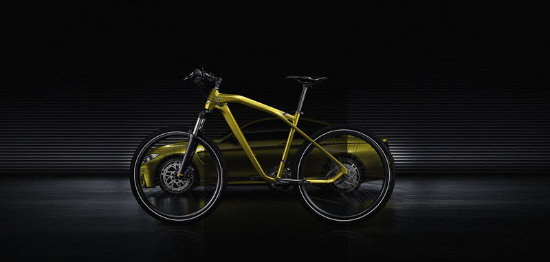 BMW Cruise M-Bike Limited Edition: la bicicleta para fans de BMW M - BMW-Cruise-M-Bike-Limited-Edition-BMW-M