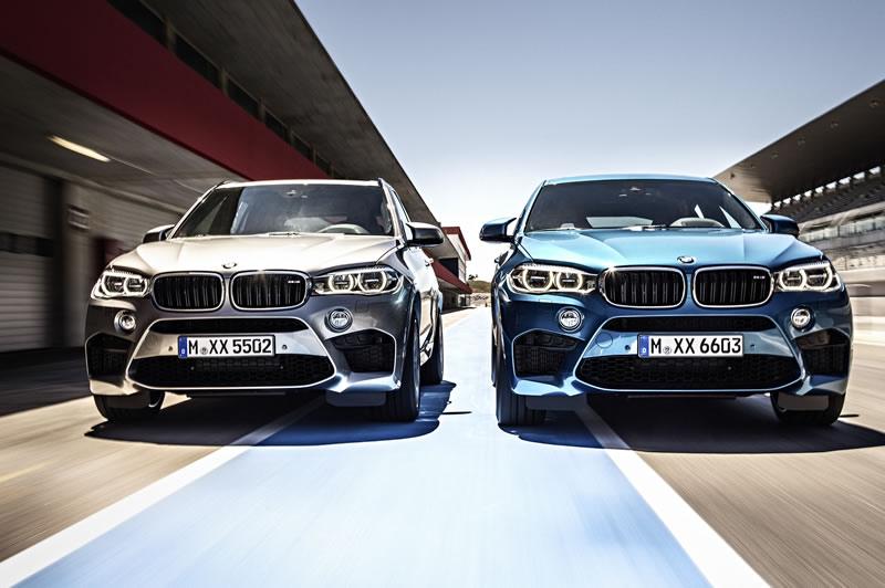 Los nuevos BMW X5 M y BMW X6 M llegan a México - BMW-X5-M-y-BMW-X6-Precio-Mexico1