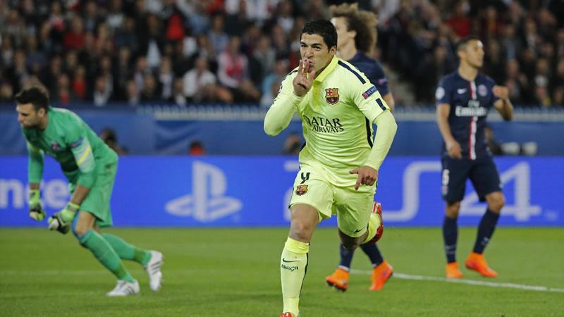Barcelona vs PSG, Champions 2015 (Vuelta) - Barcelona-vs-PSG-2015-Champions-League
