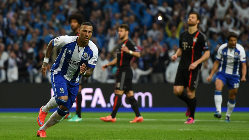 Bayern vs Porto, Champions League 2015 (Vuelta) - Bayern-Munich-vs-Porto-2015-Champions-League