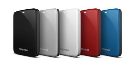 Canvio Connect II, el nuevo disco duro portátil de Toshiba