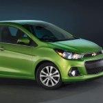 Chevrolet Spark 2016, completamente rediseñado - Chevrolet-Spark-2016-7