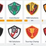 Codefights, el juego para competir entre programadores - Codefights-badges