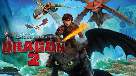 Conoce los estrenos de Netflix en abril de 2015 - Como-entrenar-a-tu-dragon-2-Netflix