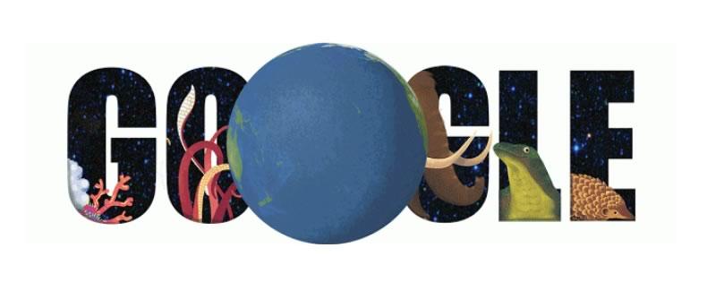 Cuestionario del Día de la tierra para saber qué animal eres en un doodle de Google - Cuestionario-Dia-de-la-Tierra-Google
