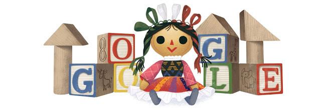 Google celebra el día del niño 2015 con un doodle - Dia-del-nino-2014-Mexico-Doodle