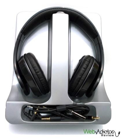 Audífonos con micrófono Audition Dual de Ackteck - Empaque-Acteck-Audifonos-con-microfono-review-webadictos