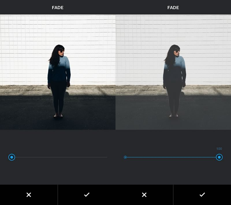 Instagram ya permite ajustar colores a tus fotos en la app - Fade-Instagram
