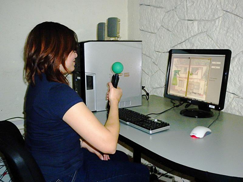 Crean sistema de inteligencia artificial para dar terapia a personas con derrame cerebral - Inteligencia-Artificial-Terapia-de-Gestos