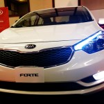 KIA Motors llega a México con los precios de mantenimiento más bajos - KIA-Motors-auto-Forte-presentacion