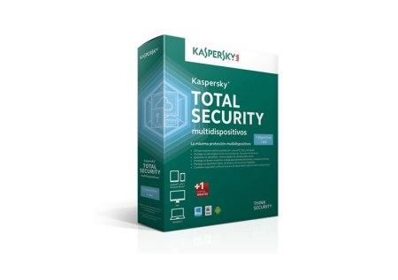 Lanzan Kaspersky Total Security multidispositivos