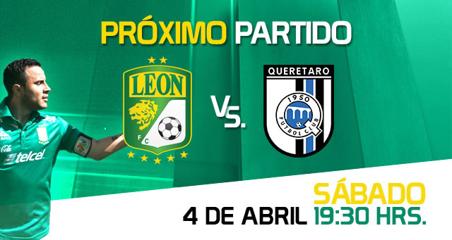 León vs Querétaro, Fecha 12 del Clausura 2015 - Leon-vs-Queretaro-en-vivo-Claro-Sports