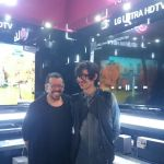 LG estuvo presente en el fashion week México 2015 - MALAFACHA-LG