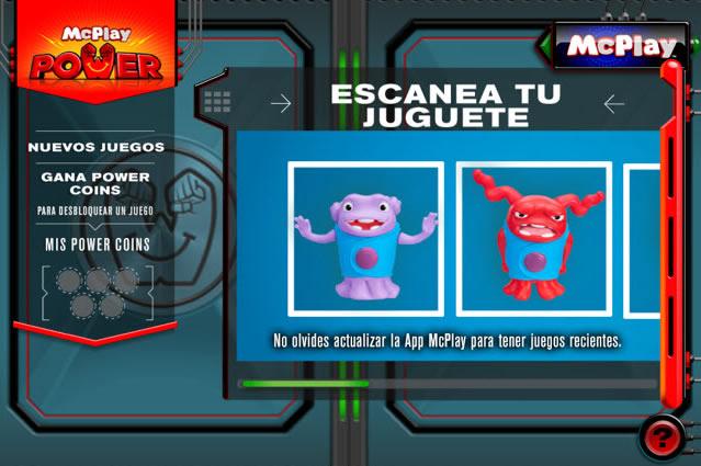 McPlay, la app de McDonald's para jugar en familia - MacPlay-juego-mcdonalds