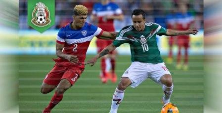 México vs Estados Unidos, Amistoso 2015