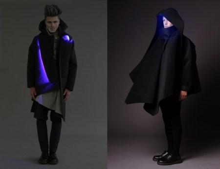 Mexicanos combinan moda con tecnología lumínica en Francia