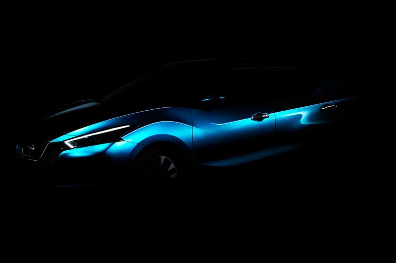 Nissan Lannia debutará en el Auto Show de Shanghái 2015 - Nissan-Lannia-Shangai-2015