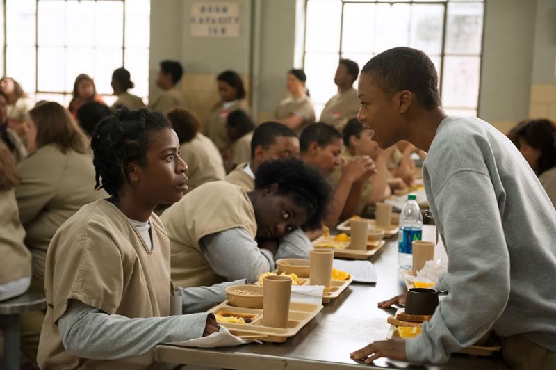 Cuarta temporada de Orange is The New Black es anunciada por Netflix - Orange-is-The-New-Black-Netflix
