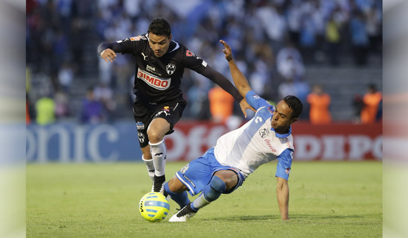 Puebla vs Monterrey, Semifinal de Copa MX C2015 - Puebla-vs-Monterrey-Semifinal-Copa-MX-Clausura-2015
