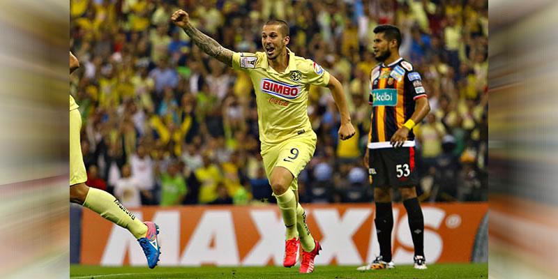 América humilló al Herediano y es finalista de Concachampions 2015 - Resultado-America-vs-Herediano-6-0-Concachampions-2015
