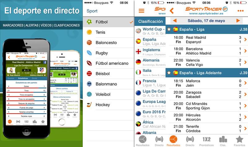 Sporty Trader, la app para seguir tus deportes favoritos - Resultados-de-futbol-y-otros-deportes-Sporty-Trader