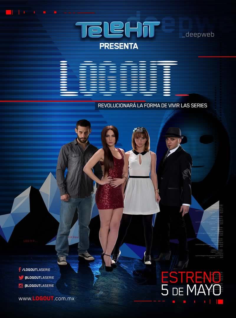 Logout, la serie inspirada en la Deep Web - Serie-Logout-Deep-Web-Telehit