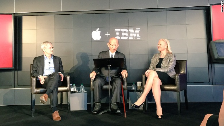 Apple se alía con IBM para crear software enfocado al cuidado de ancianos - apple-ibm-software-cuidado-de-ancianos