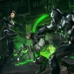 Nuevo tráiler de Arkham Knight muestra modo cooperativo con Robin y Nightwing - atwoman-arkham-knight