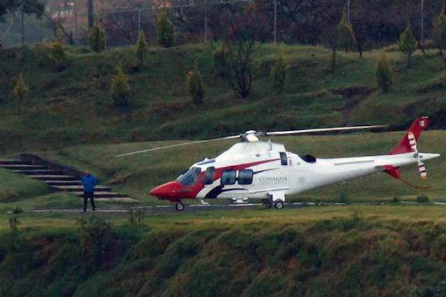 Director de CONAGUA se disculpa por uso de Helicóptero oficial para fines personales - conagua_helicoptero
