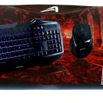 Kit Gamer: Teclado + Mouse de Acteck