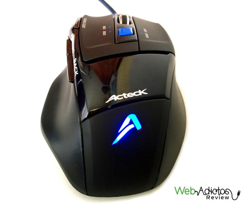 Kit Gamer: Teclado + Mouse de Acteck - mouse-kit-gamer-800x672