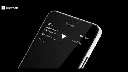 Microsoft lanza una versión de MS-DOS para sustituir Windows Phone