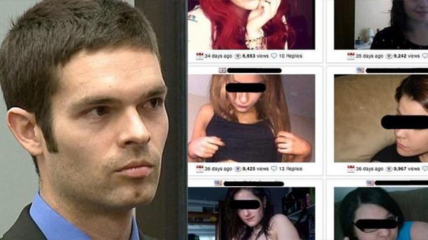 Administrador de sitio porno sentenciado a 18 años de prisión por extorsión - revenge-porn-boulleart