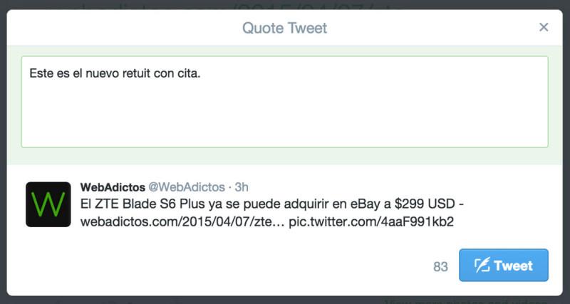 Twitter cambia la manera de citar un tuit con esta nueva función - twitter-retuit-cita-800x427