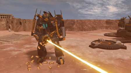 AirMech Arena ya disponible para Xbox one y Playstation 4